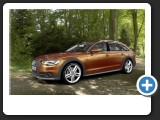 Rendering Outdoor Audi A6 allroad